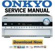 Thumbnail Onkyo TX-NR906 NA906 Service Manual and Repair Guide