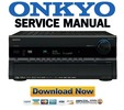 Thumbnail Onkyo TX-SR875 Service Manual and Repair Guide