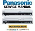 Thumbnail Panasonic DMR-EZ49V EZ49VEB EZ49VEC EZ49VEG Service Manual