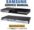 Thumbnail Samsung BD-C5900 + C5900C  Service Manual and Repair Guide