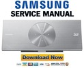 Thumbnail Samsung BD-D7500 Service Manual and Repair Guide