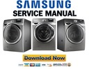 Thumbnail Samsung DV520AEP Service manual and Repair Guide