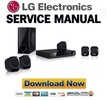 Thumbnail LG BH4120S Service Manual and Repair Guide
