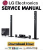 Thumbnail LG BH7420P Service Manual and Repair Guide