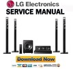Thumbnail LG BH9520TW Service Manual and Repair Guide