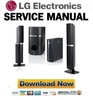 Thumbnail LG HB45E Service Manual and Repair Guide