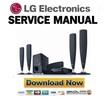Thumbnail LG HT554TM Service Manual and Repair Guide