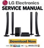 Thumbnail LG HT904TA Service Manual and Repair Guide