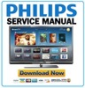Thumbnail PHILIPS 40PFL5007K Service Manual and Repair Guide