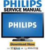 Thumbnail Philips 26PFL4507 Service Manual and Repair Guide