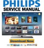 Thumbnail Philips 40PFL8007T Service Manual and Repair Guide