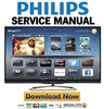 Thumbnail Philips 47PFL6907H Service Manual and Repair Guide