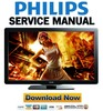 Thumbnail Philips 55PFL3907 Service Manual and Repair Guide