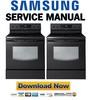 Thumbnail Samsung FE-R300SB Service Manual & Repair Guide