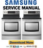 Thumbnail Samsung FE710DRS Service Manual & Repair Guide