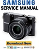 Thumbnail Samsung NX1000 Service Manual & Repair Guide