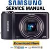 Thumbnail Samsung WB850F + WB855F Service Manual & Repair Guide