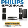 Thumbnail Philips HTB9225D Service Manual & Repair Guide