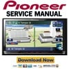 Thumbnail Pioneer AVIC-F20BT Z120BT Service Manual & Repair Guide