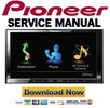 Thumbnail Pioneer AVIC-Z130BT Service Manual & Repair Guide