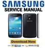 Thumbnail Samsung Galaxy S4 Mini GT I9192 Service Manual & Repair Guide