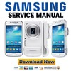 Thumbnail Samsung Galaxy S4 Zoom SM C1010 Service Manual & Repair Guide