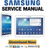 Thumbnail Samsung Galaxy Tab 3 SM T311 Service Manual & Repair Guide