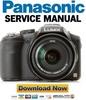 Thumbnail Panasonic Lumix DMC-FZ200 Service Manual and Repair Guide