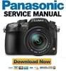 Thumbnail Panasonic DMC-GH3 GH3H GH3P GH3E GH3G GH3A Service Manual