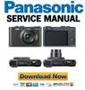 Thumbnail Panasonic Lumix DMC-LF1 Service Manual and Repair Guide