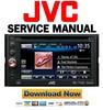 Thumbnail JVC KW AV50 AV58 Service Manual & Repair Guide