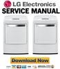 Thumbnail LG DLE1101W Service Manual & Repair Guide