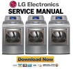 Thumbnail LG DLGX6002V Service Manual & Repair Guide