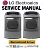 Thumbnail LG DLGY1202V Service Manual & Repair Guide