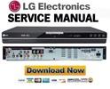 Thumbnail LG RH399H Service Manual & Repair Guide