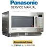 Thumbnail Panasonic NE-C1275 C1475 Service Manual & Repair Guide