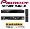 Thumbnail Pioneer BDP 150 Service Manual & Repair Guide