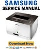 Thumbnail Samsung CLP-365 365W Printer Service Manual and Repair Guide
