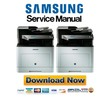 Thumbnail Samsung CLX-6260FD Printer Service Manual and Repair Guide