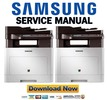 Thumbnail Samsung CLX-6260ND Printer Service Manual and Repair Guide