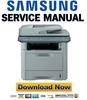 Thumbnail Samsung SCX-4833FD 4833HD 4833FR 4835FD 4835FR Service Manual