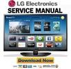 Thumbnail LG 42LN5708 Service Manual and Repair Guide