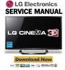 Thumbnail LG 47LM6200 DA Service Manual and Repair Guide