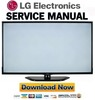 Thumbnail LG 47LN5400 CA Service Manual and Repair Guide
