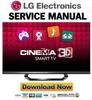 Thumbnail LG 55LM6400 UA Service Manual and Repair Guide