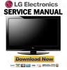 Thumbnail LG 42PG20 Service Manual and Repair Guide