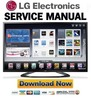 Thumbnail LG 47LA640S Service Manual and Repair Guide