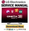 Thumbnail LG 47LA641S Service Manual and Repair Guide