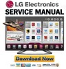 Thumbnail LG 50LA6205 Service Manual and Repair Guide