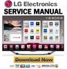 Thumbnail LG 55LA6918 Service Manual and Repair Guide
